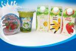 Питьевые йогурты