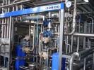 Универсальная пастеризационно-охладительная установка болгарской фирмы DONIDO