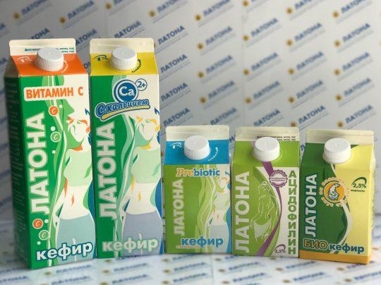 АО «Молочный завод» Функциональные продукты «Латона»