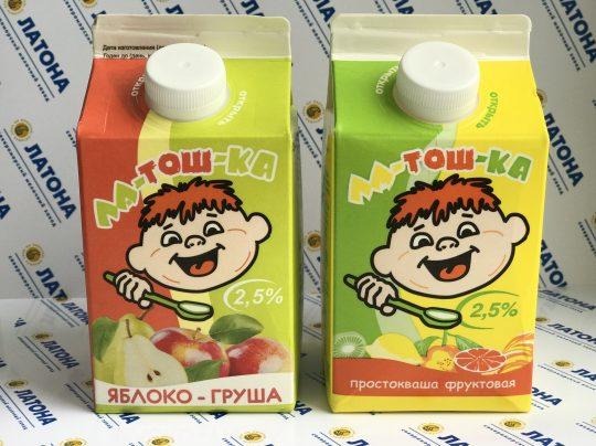 АО «Молочный завод» Для детей